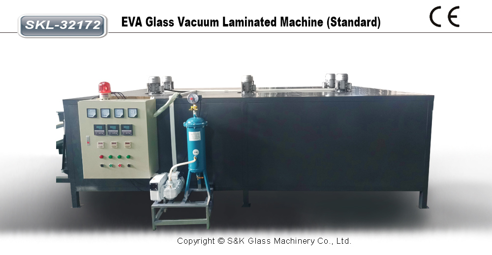 EVA夹胶炉(标准型)